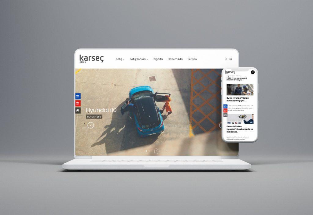 Karseç Plaza Web Tasarım