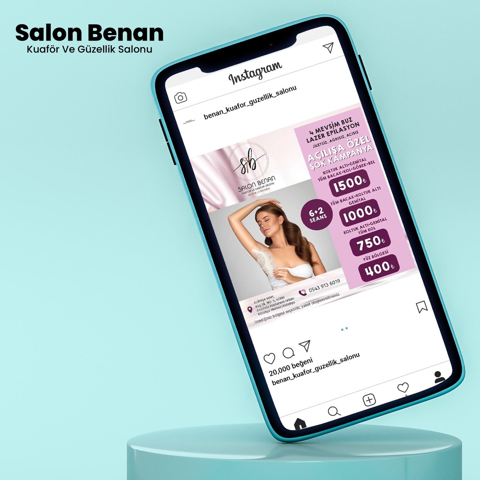 Salon Benan