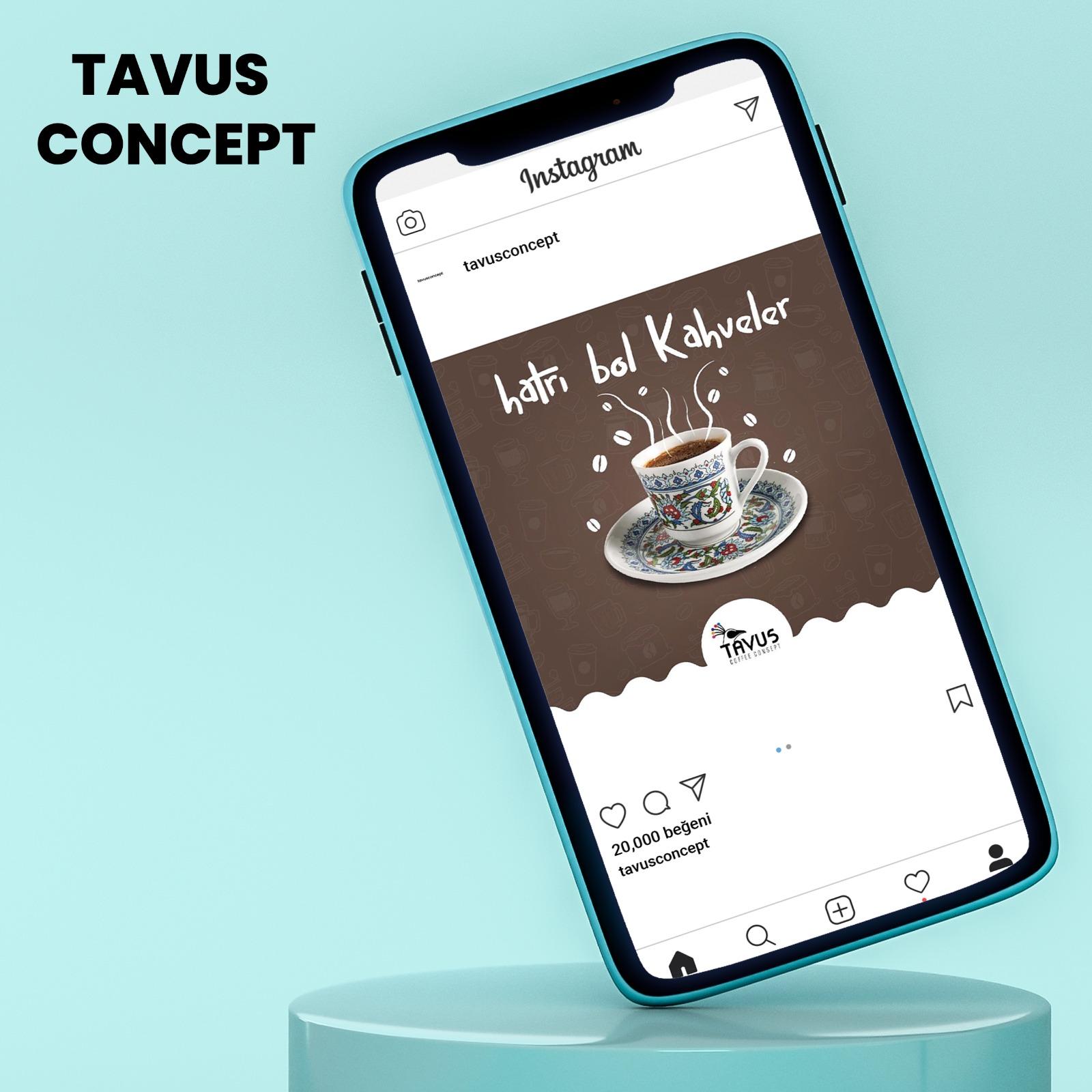 Tavus Concept